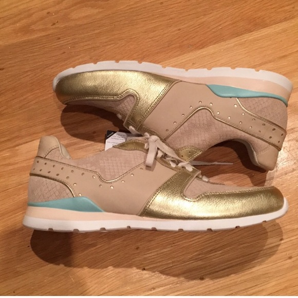 UGG Shoes | Brand New Ugg Gold Sneakers